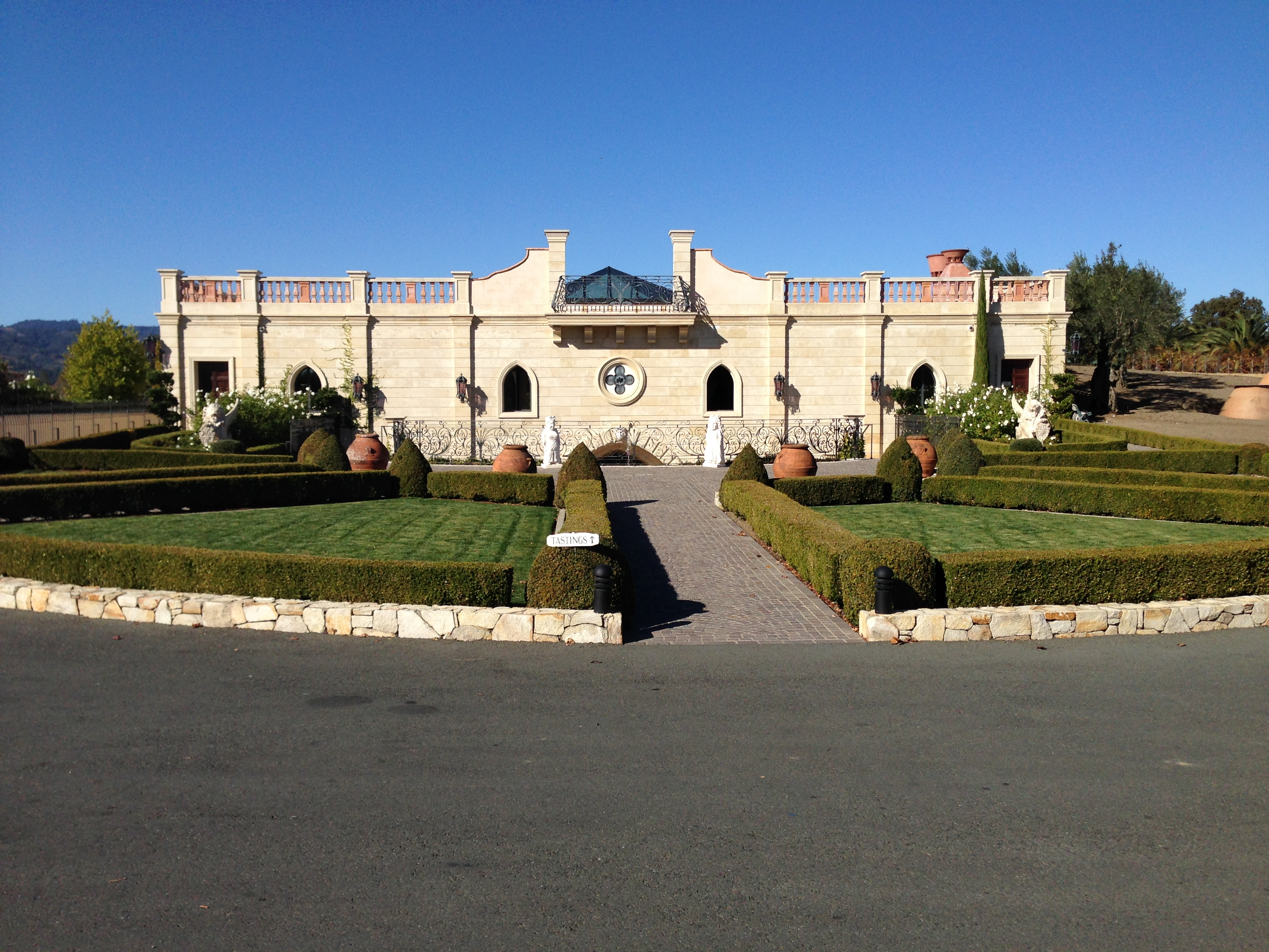 Preferred Limousine | Del Dotto Estate Winery