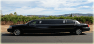 Napa Valley Wine Tour Limousine